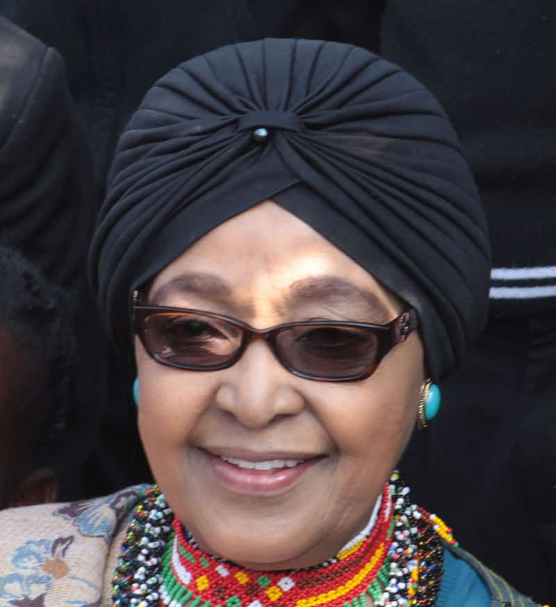 South Africa: The Concealed History of Winnie (and Nelson) Mandela