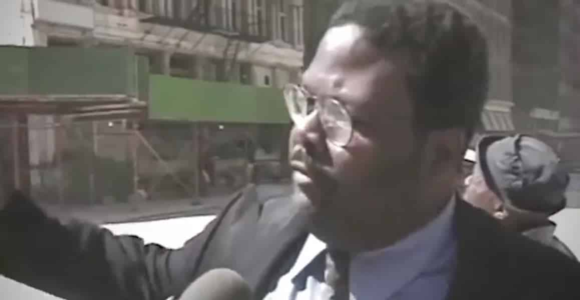 Testimony of 9/11 Bldg-7 Survivor Contradicts Government's Version