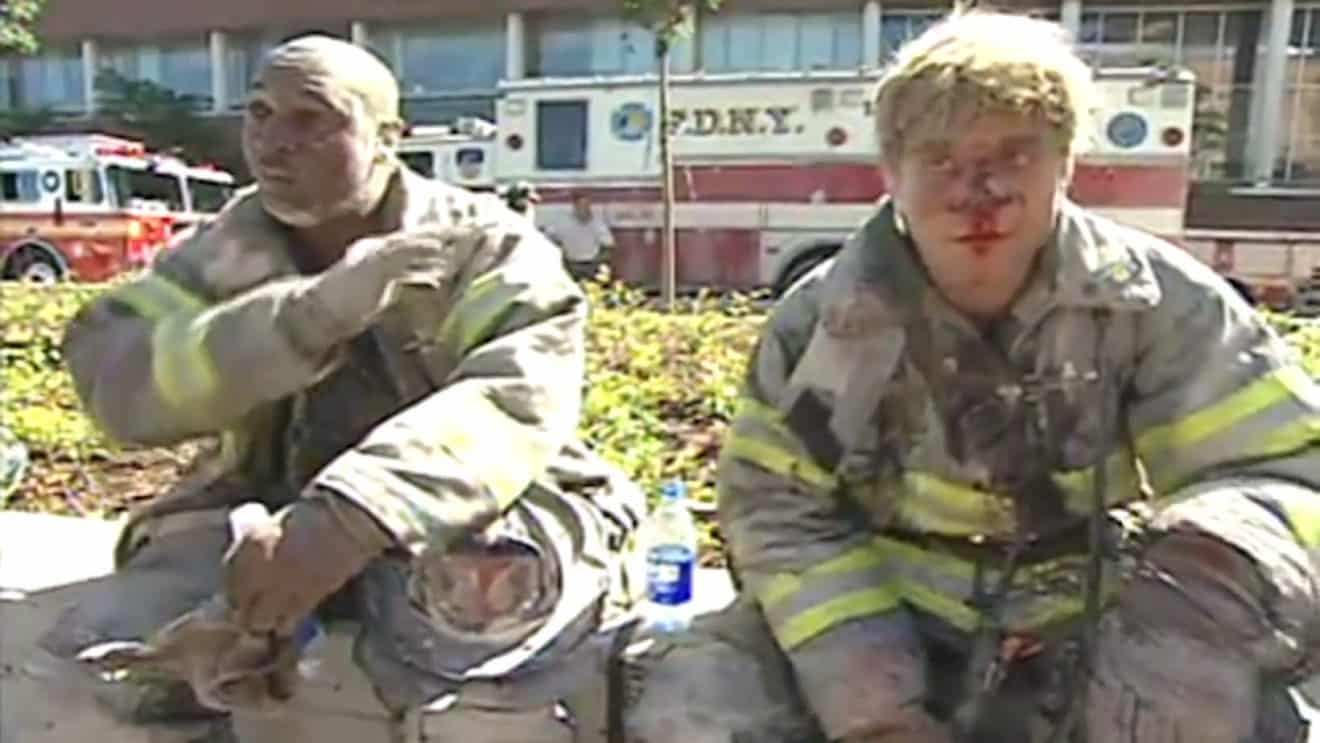 9/11 TV Coverage That Mainstream Media Didn't Let Us See Twice