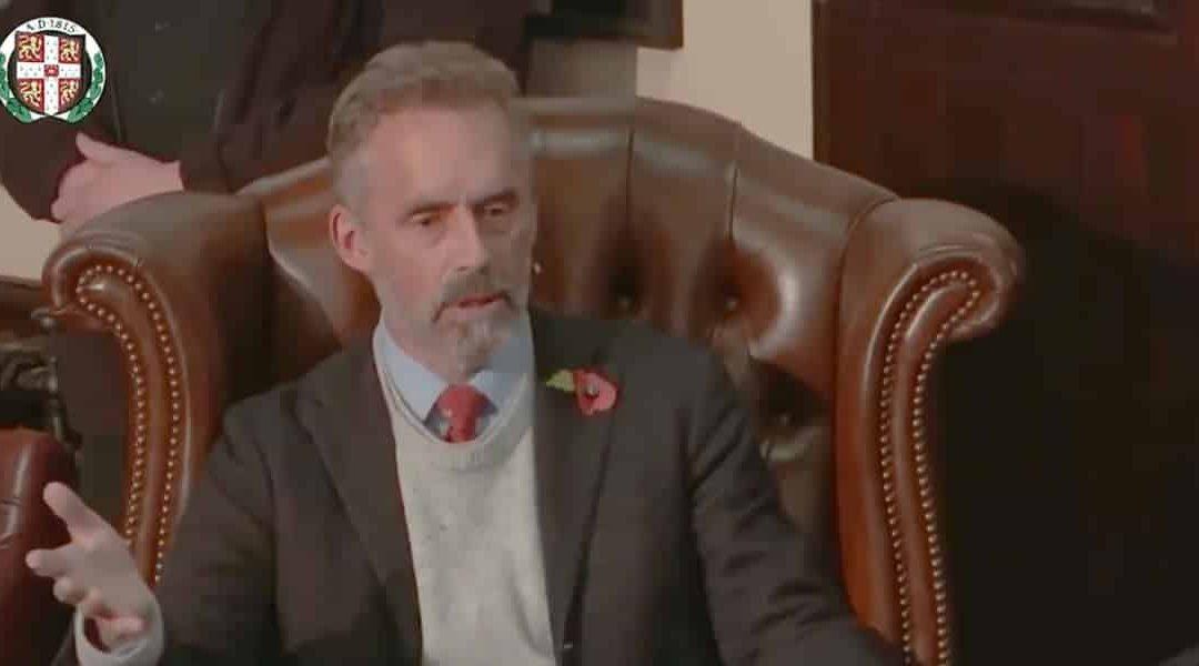 Professor Jordan Peterson Rejects Global-Warming Hysteria 4.6 (5)