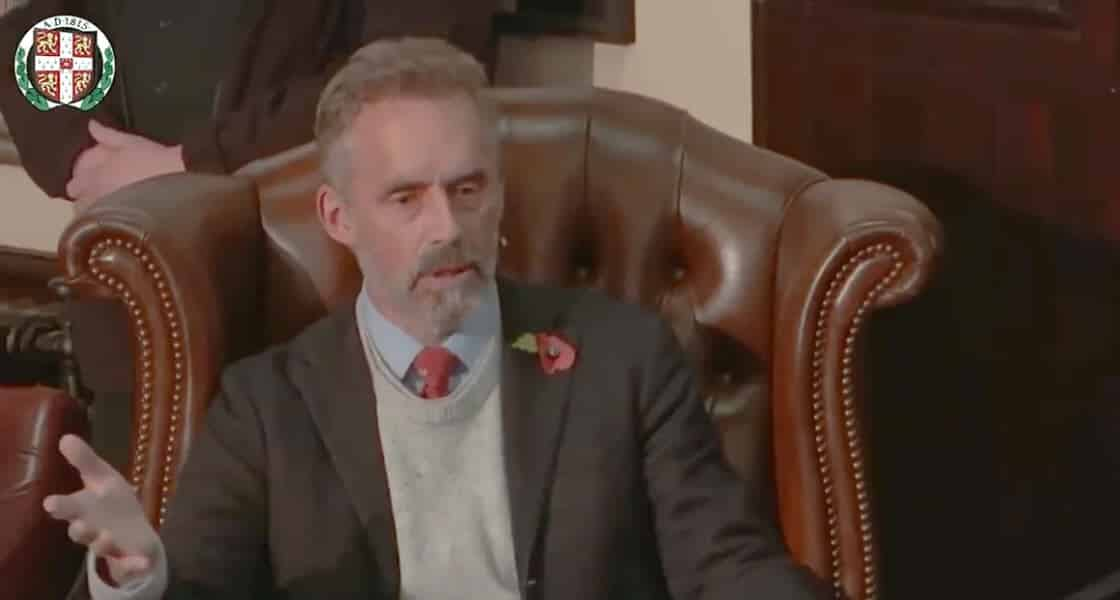 Professor Jordan Peterson Rejects Global-Warming Hysteria