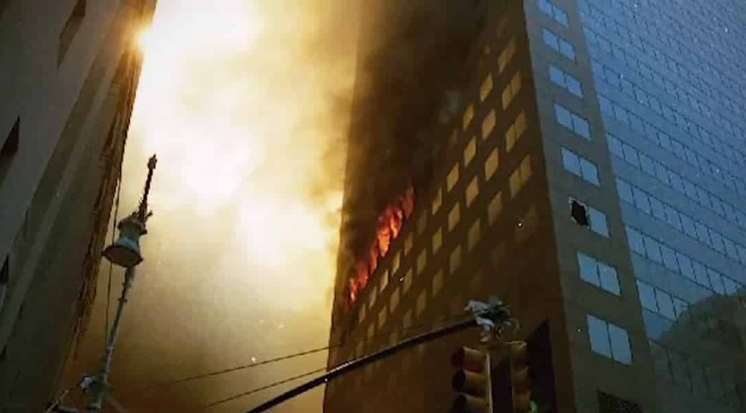 Testimony of 9/11 Bldg-7 Survivor Contradicts Government's Version 5 (5)