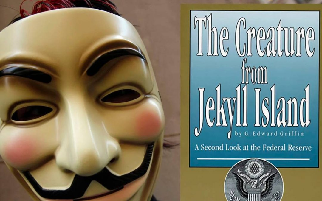 The Creature From Jekyll Island – Legalized Plunder Called Banking 4.9 (109)