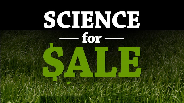 The War between Citizen Science and Corporate Science 4.2 (18)
