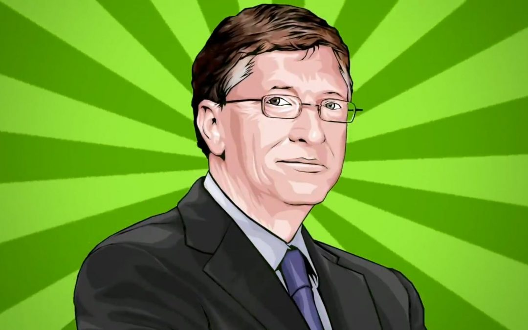 The Real Bill Gates Wants Population Culling 4.7 (184)