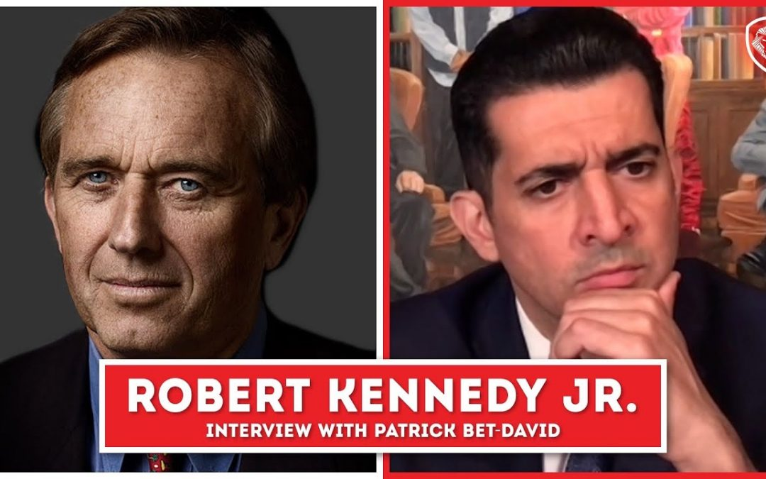 Robert Kennedy, Jr, Speaks the Unspeakable about Vaccines 4.8 (493)
