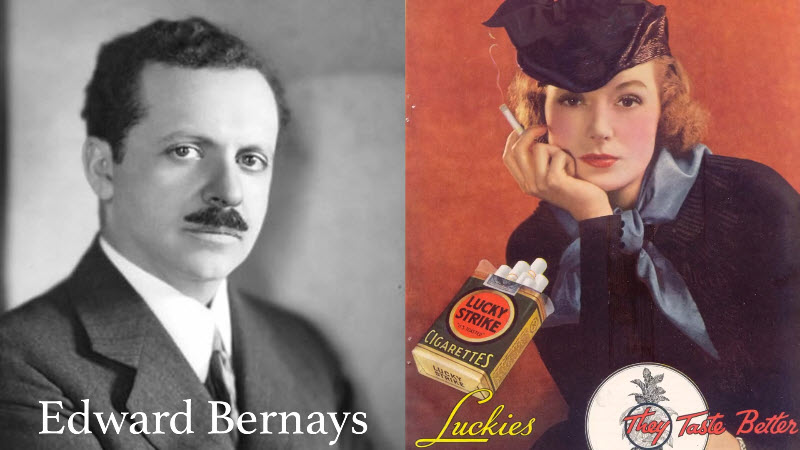 Edward Bernays – The Father of Opinion Engineering 4.8 (63)