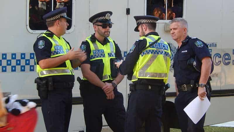 Australian Police Officer Speaks for Fellow Officers against Vax 4.9 (35)